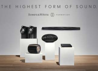 Bowers & Wilkins Formation serie