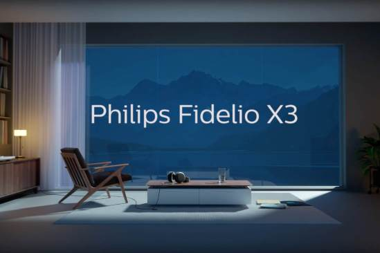 Philips Fidelio X3