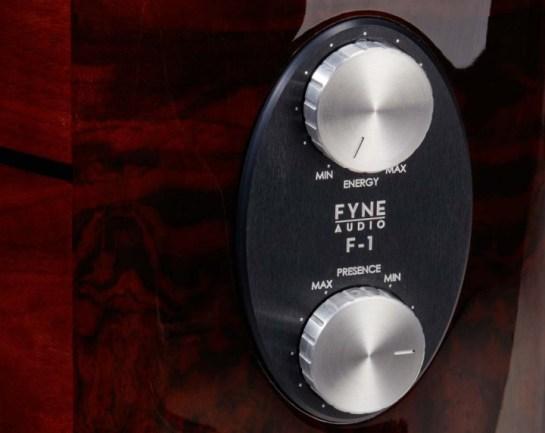 Fyne Audio F1 serie