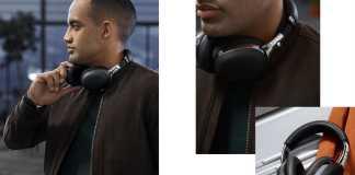 Montblanc MB 01 hoofdtelefoon
