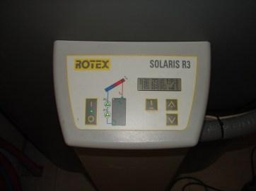 régulation solaire