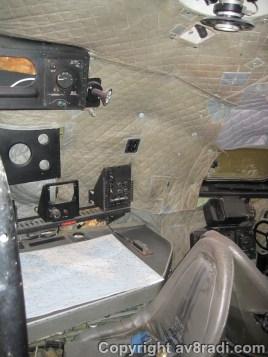 Comet's Navigator's workspace