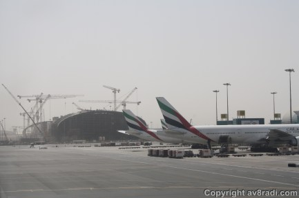 DXB's Terminal 4 under construction!! (1)