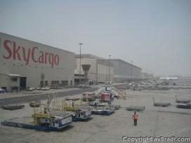 The Sky Cargo Terminal