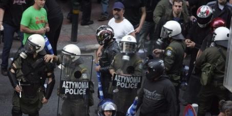 Investigate Greek Police's Neo-nazist affiliation & Torture practices