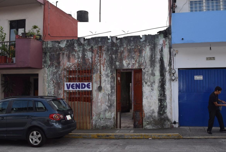 Terreno en venta en Pleno Centro de Xalapa.