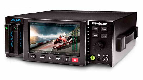 AJA KiPro Ultra: Nuevo software con soporte para Avid DNxHD
