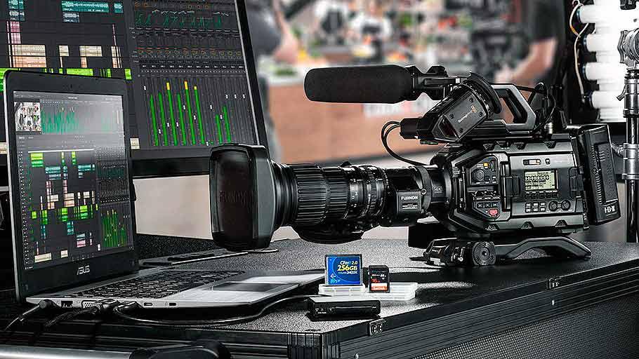 Nuevo software Camera Setup 5.0.1 para cámaras Blackmagic