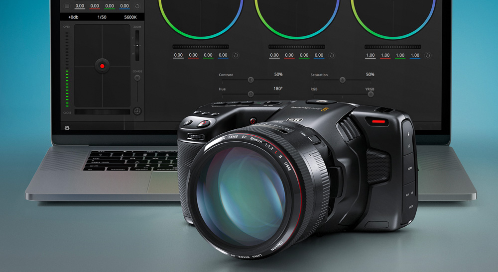 Blackmagic Camera 6.9
