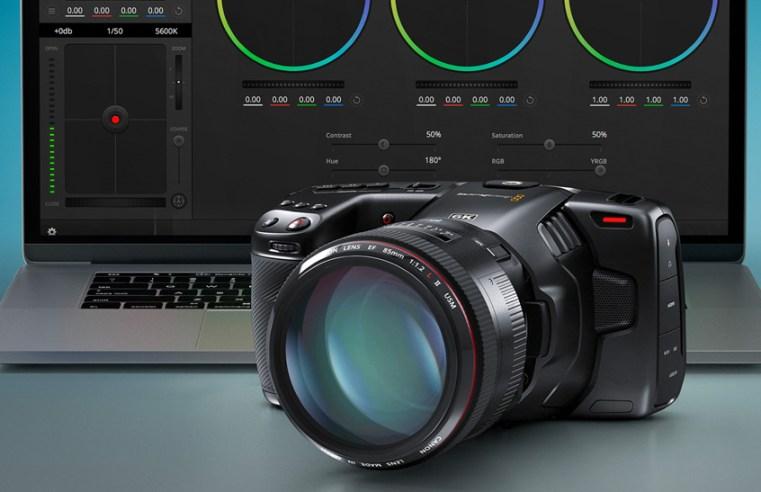 Blackmagic Camera 6.9
