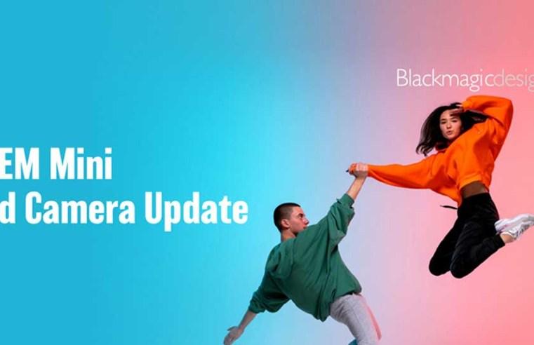 Blackmagic Design anunciará actualizaciones del ATEM Mini y de cámaras mañana 16 de febrero
