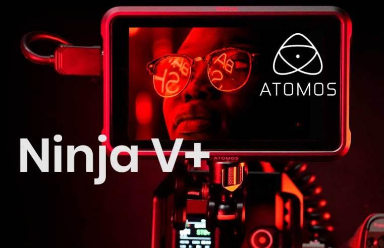 Nuevo monitor grabador Atomos Ninja V+