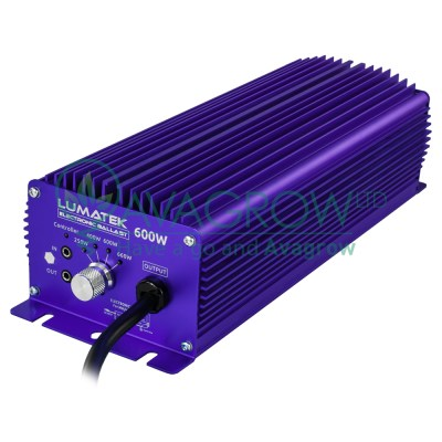Lumatek Controllable Ballast 600W