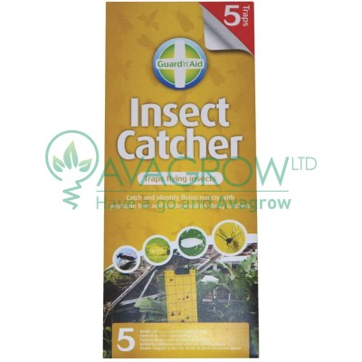 Guard N Aid Insect Catcher 5 Pack
