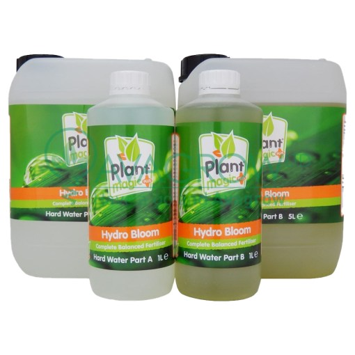 Plant Magic Hydro Bloom Family