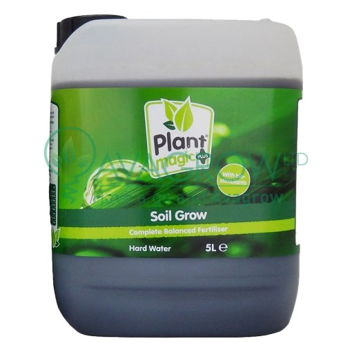 Plant Magic Soil Grow 5 L