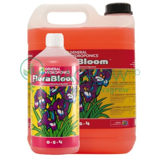 General Hydroponics GHE Florabloom Family