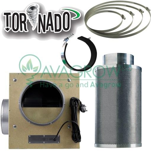 Tornado Box Fan And Mountain Air Kit