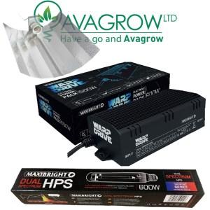 Maxibright 600W DigiDrive