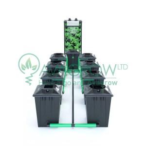 Alien RDWC 20L Black Series 8 Pot