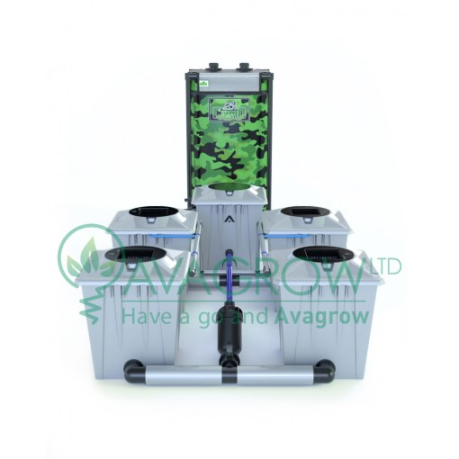 Alien RDWC Pro Silver Series 20L Systems
