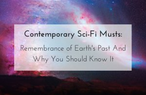contemporary scifi musts