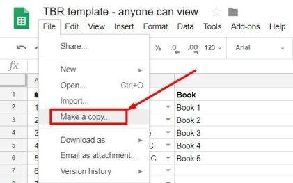 save a copy
