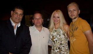 Spnny G, Byron, Jacqueline Jax and Joseph
