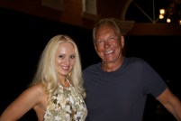 Jacqueline Jax with Ron Adzima