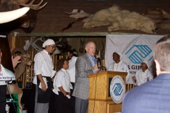 Boys and Girls Club Iron Chef Event