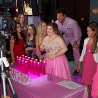 Celebrity Bash: Host Jacqueline Jax Celebrates Ashley Moskos 16th Birthday Party
