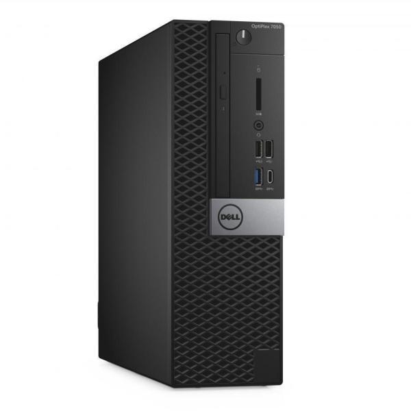 Dell OptiPlex 7050 SFF i5-7500 7th Gen 8GB 2400MHz 500GB W10PRO DVD-RW *3YR WRTY