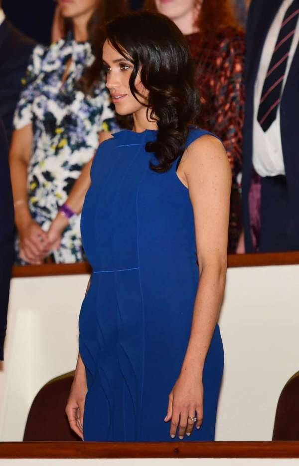 Meghan Is Pregnant! Royals Finally Announce Duke And ...