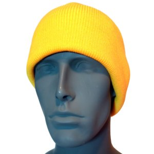 avalon7 warm yellow long winter snowboarding skiing beanie
