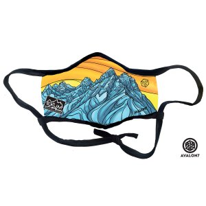 Avalon7 X Exum Fitmask Face Mask by Erin Smith