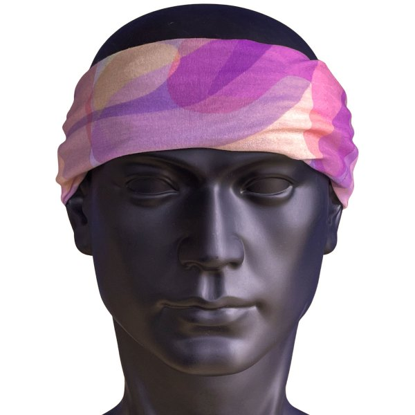 Avalon7 Pretty Pink Camo Headband