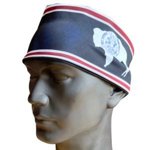 Wyoming State Flag Bison Headband