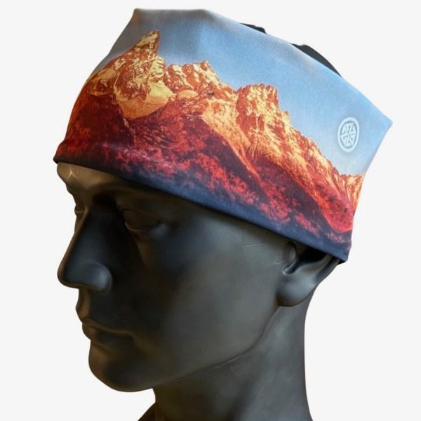 AVALON7 Cooling Headband with Teton Photo