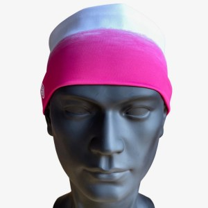 Hot Pink Ombre Cooling Headband