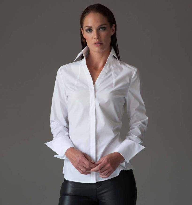 The Perfect White Shirt – By The Shirt Company Updated ...