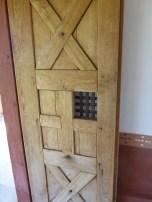 The doorway into Wroxeter's Villa