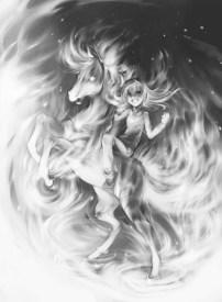 Kara and Starfire
