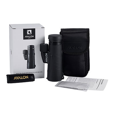 Avalon 10x42 WP Monocular BLACK