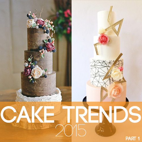 Wedding Cake Trends 2015 Part 1     Avalon Cakes