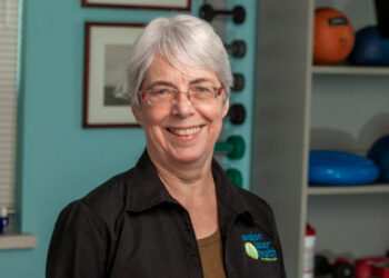 Meet Our Pros: Estelle Barry, Owner and Head Physiotherapist