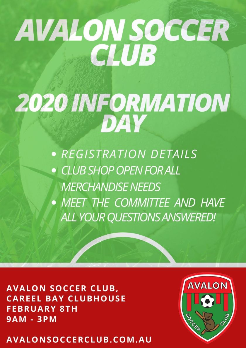 2020 information day