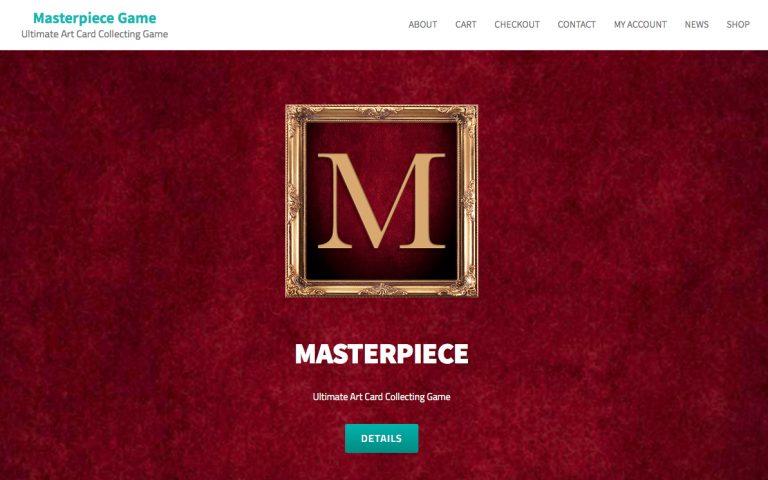 AvalonWebDesigns.com | MasterpieceGame.com
