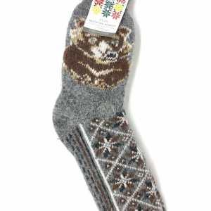 Vilnonės kojinės PK-4