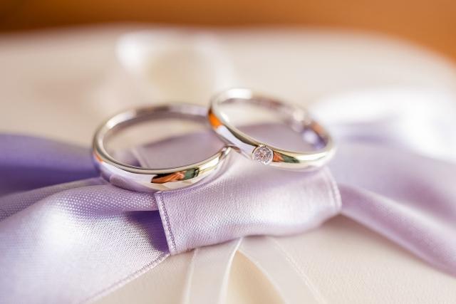 指輪を買ったのは過去に一度だけ。緊張しまくりの思い出