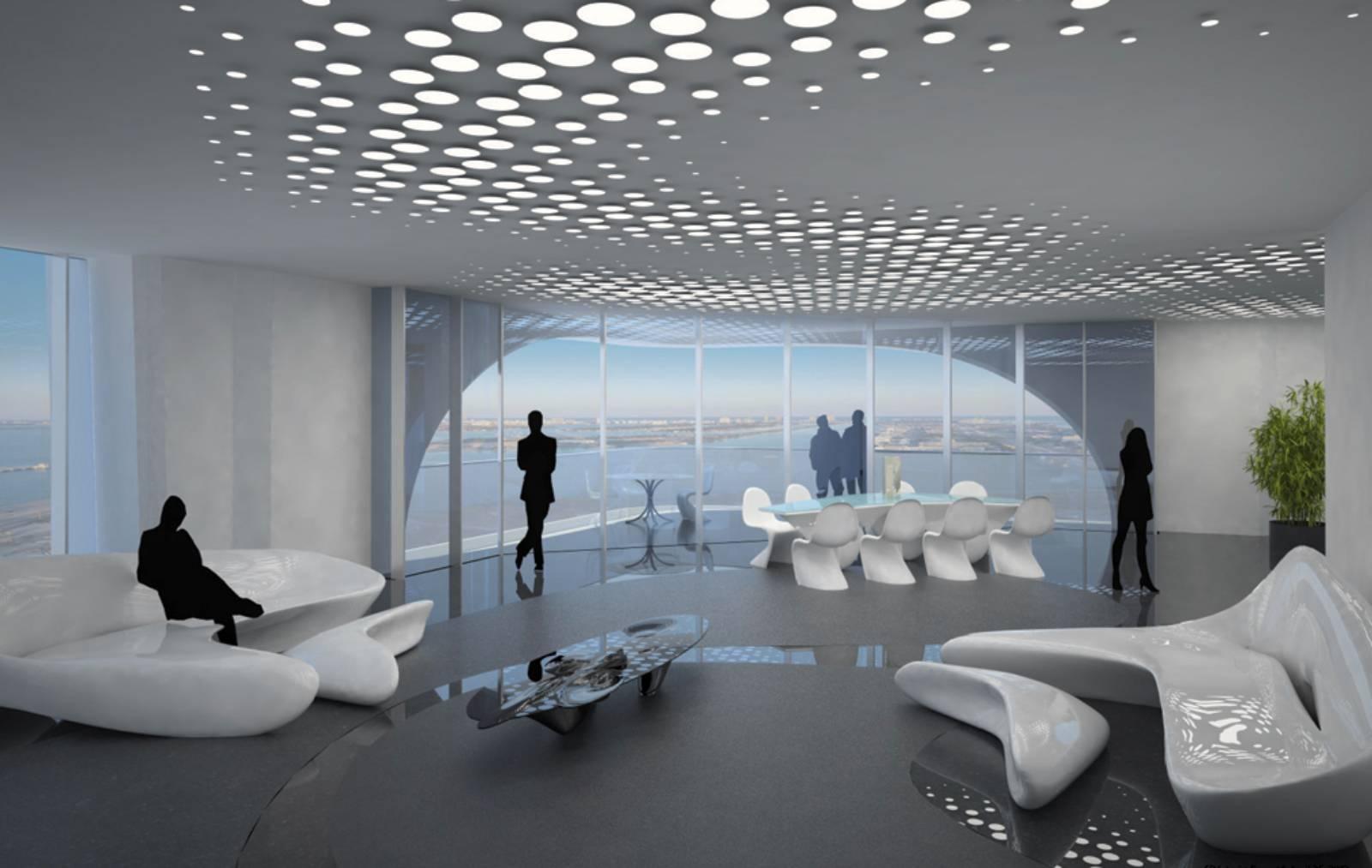 The Amazing Office Designs Of Zaha Hadid Avance Creative